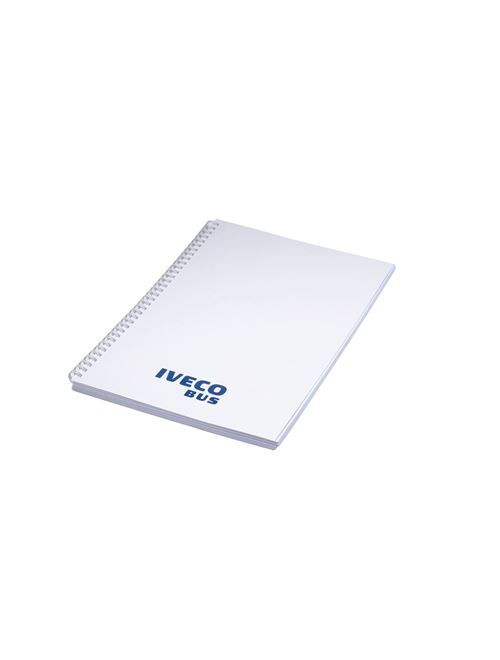 Image of Spiral-bound notebook A4