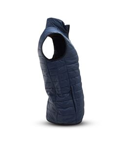 Image of Man's Quilted Down Gilet
