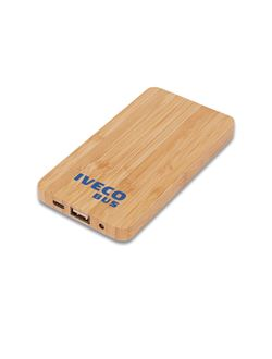 Image de Power bank bambou