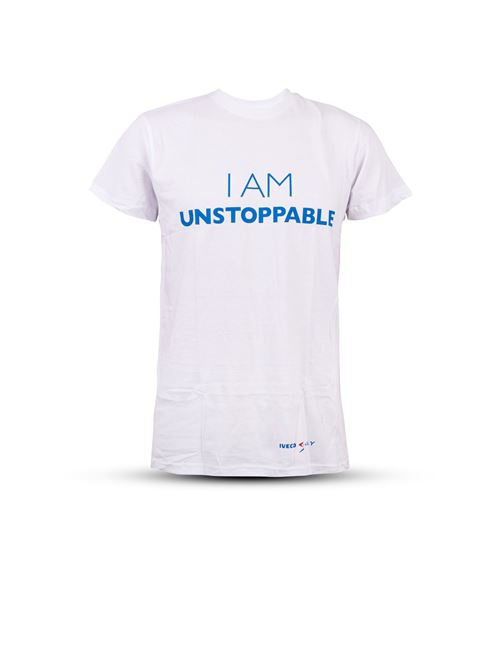 Image of T-SHIRT IVECO SWAY | I AM UNSTOPPABLE